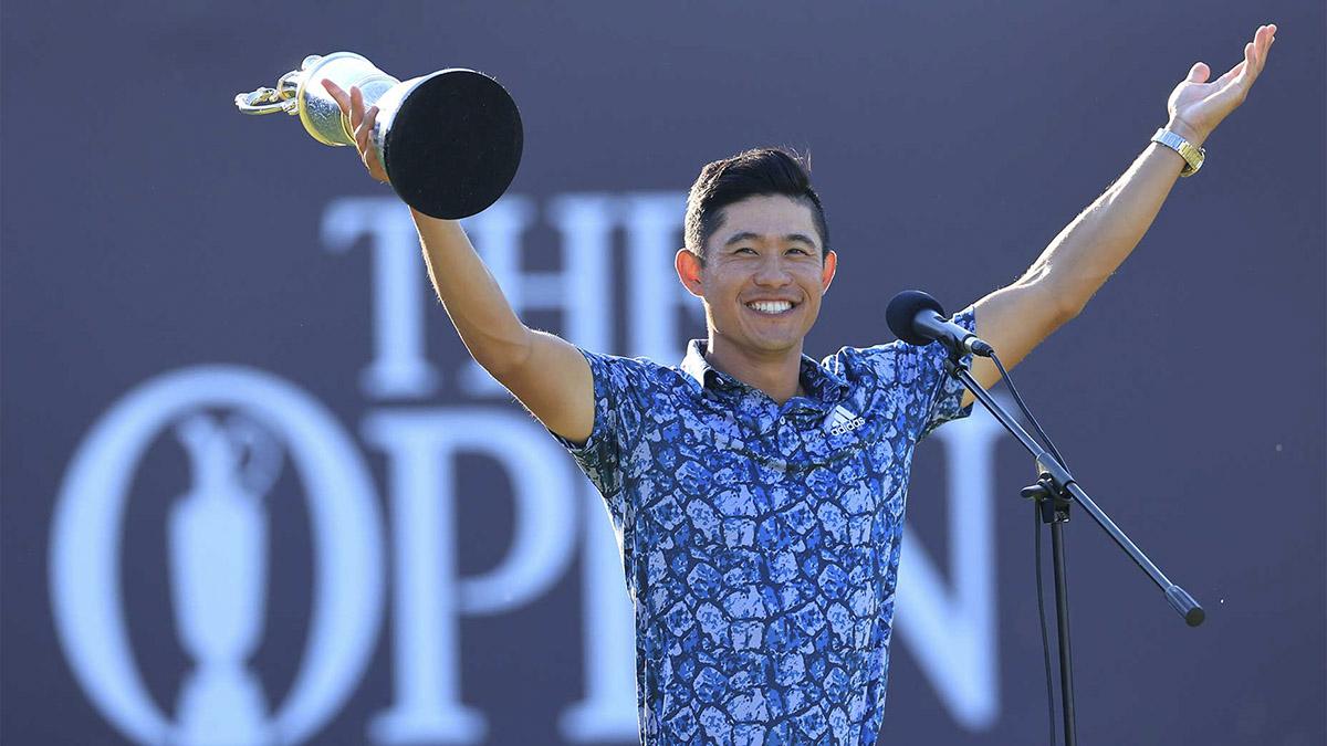 Collin Morikawa vô địch The Open Championship ngay lần đầu tham dự