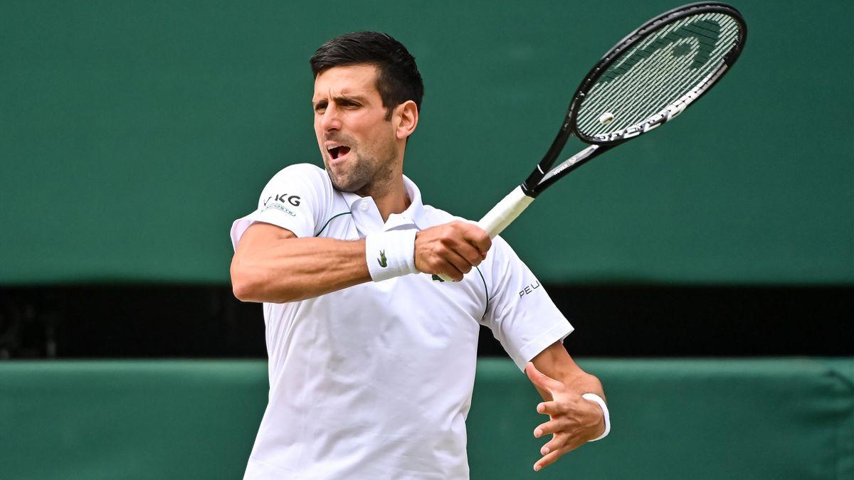 Tay vợt số 1 thế giới Novak Djokovic xác nhận tham dự Olympic Tokyo 2021