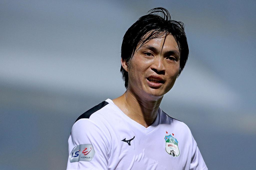 Tiền vệ Nguyễn Tuấn Anh hồi phục sau chấn thương