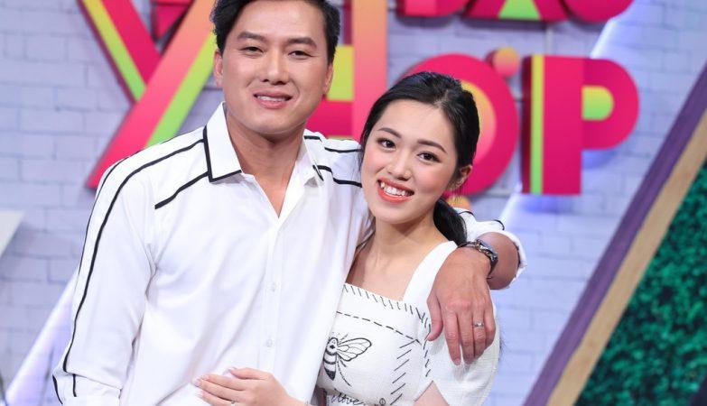 Khoảnh khắc hạnh phúc của vợ chồng Quách Ngọc Tuyên